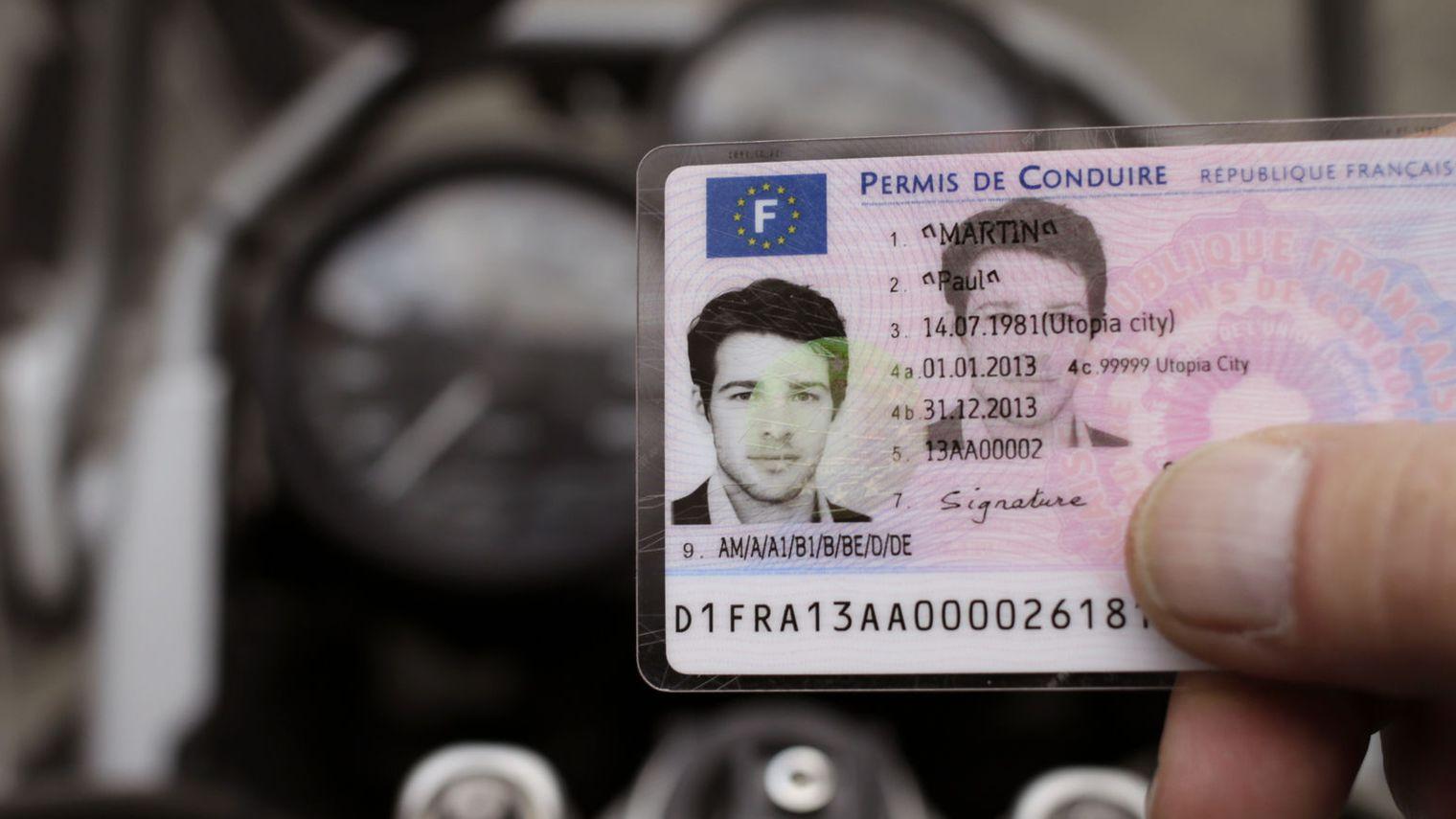 Permis De Conduire Consulat General De France A New York