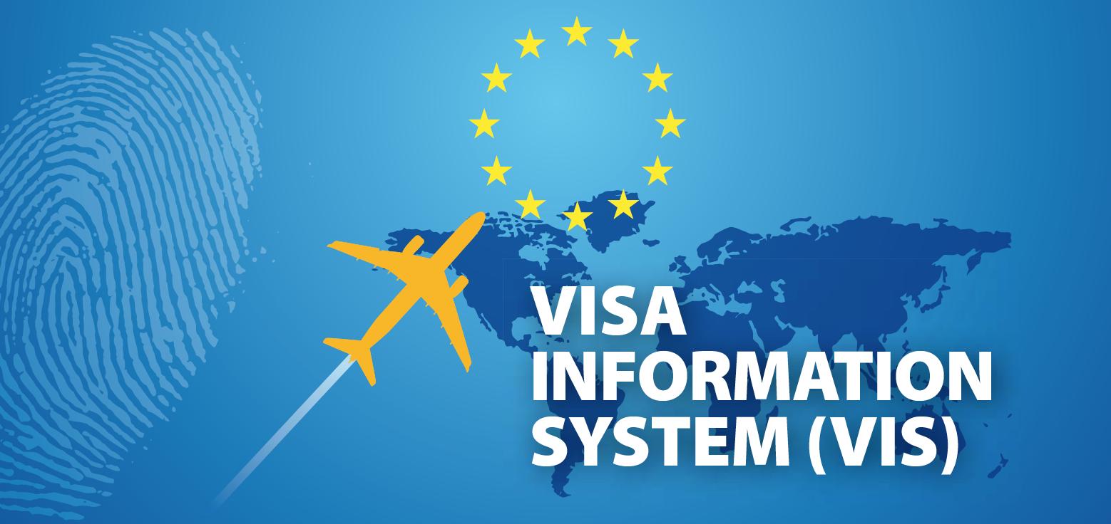 Изменения в Европейской Визовой Системе (VIS)