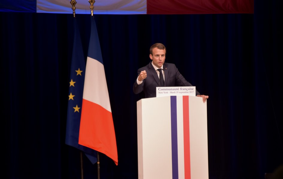 President Emmanuel Macron In New York For The 72nd Un General Consulat General De France A New York
