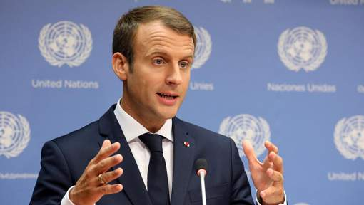 Speech By The French President During The Summit On The Global Pact For The Consulat General De France A New York