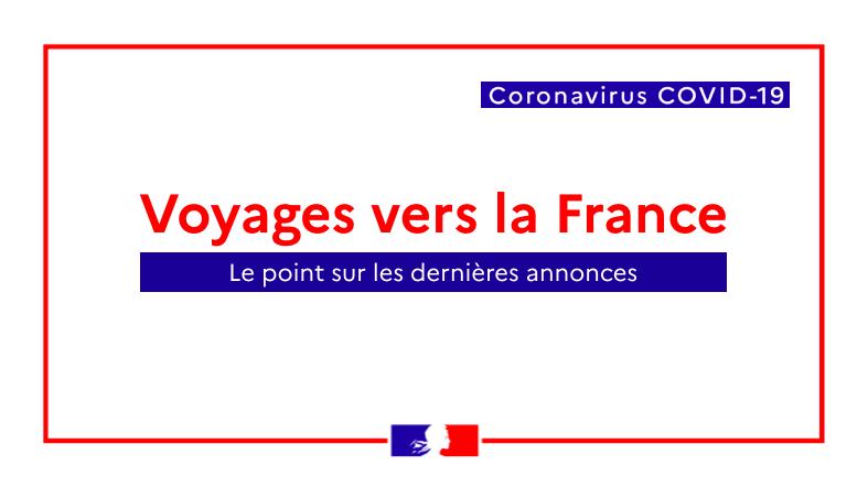 Coronavirus Obligation De Test De Depistage Virologique Pour Les Consulat General De France A New York