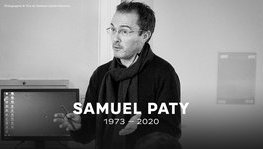 The French Consulate honors the memory of Samuel Paty