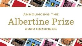 Discover the Albertine Prize 2020 nominees and vote!