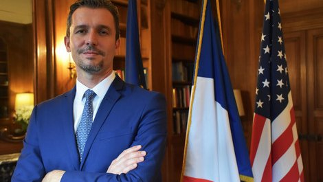 Meet the Consul General Jérémie Robert