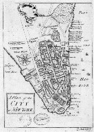A plan of the city of New York / [J. Carwitham sc.]