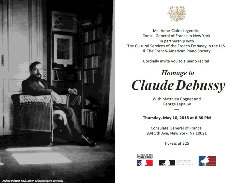 Homage to Claude Debussy