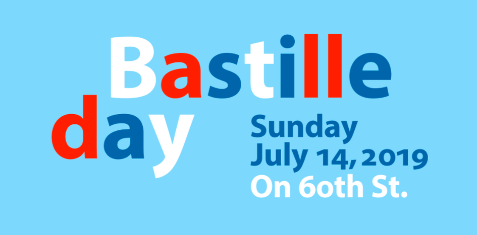 The many ways to celebrate Bastille Day 2019 in New York